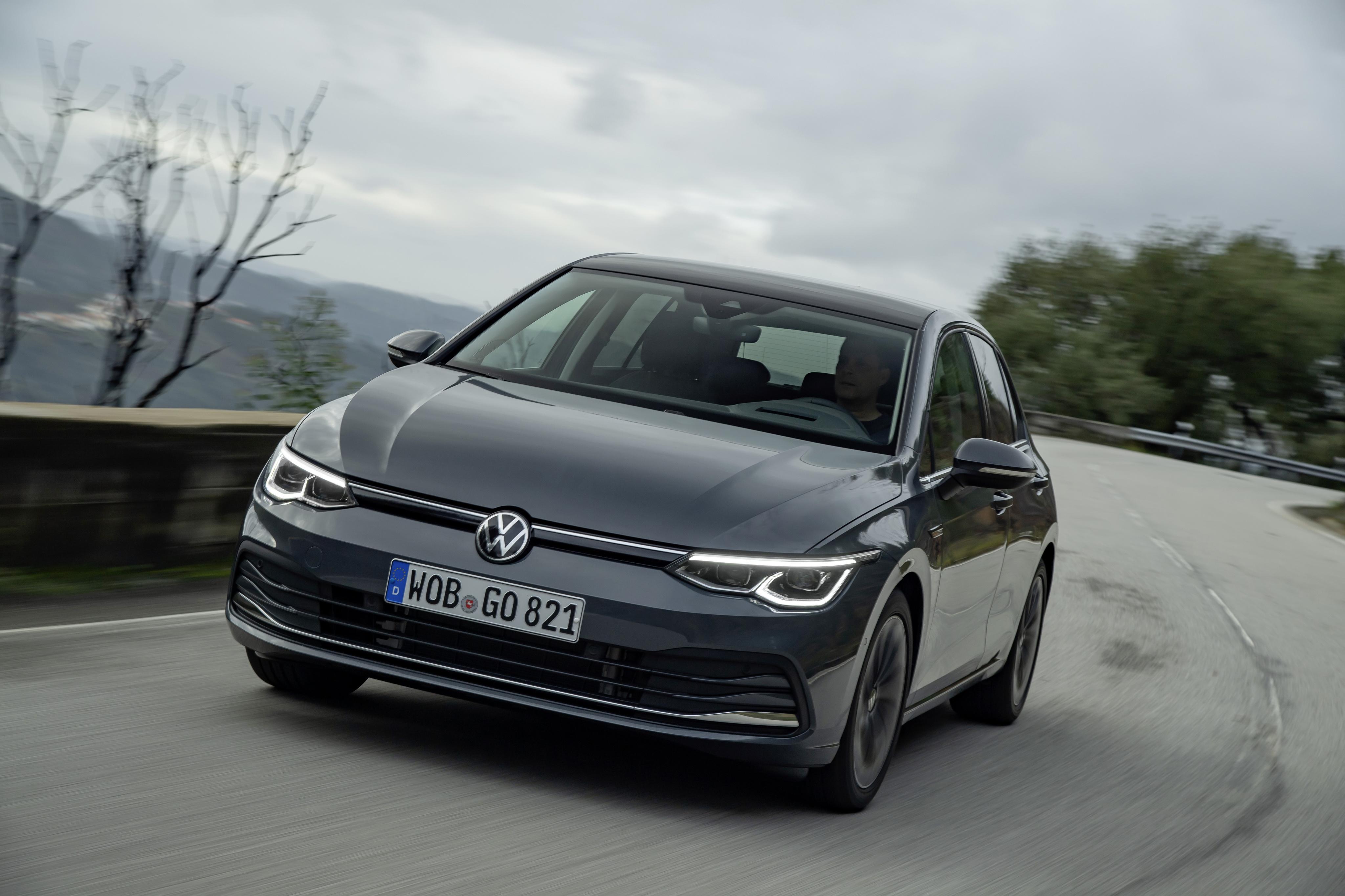 Volkswagen Golf caracteristicas