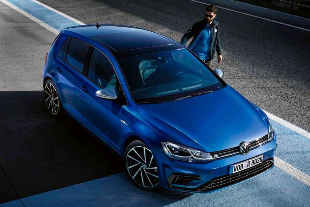 Volkswagen Golf diseño exterior