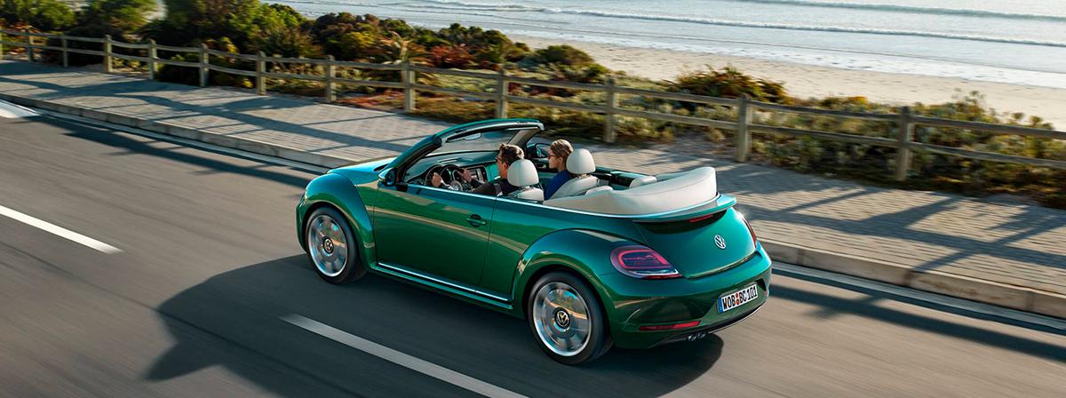 Volkswagen The Beetle Cabrio