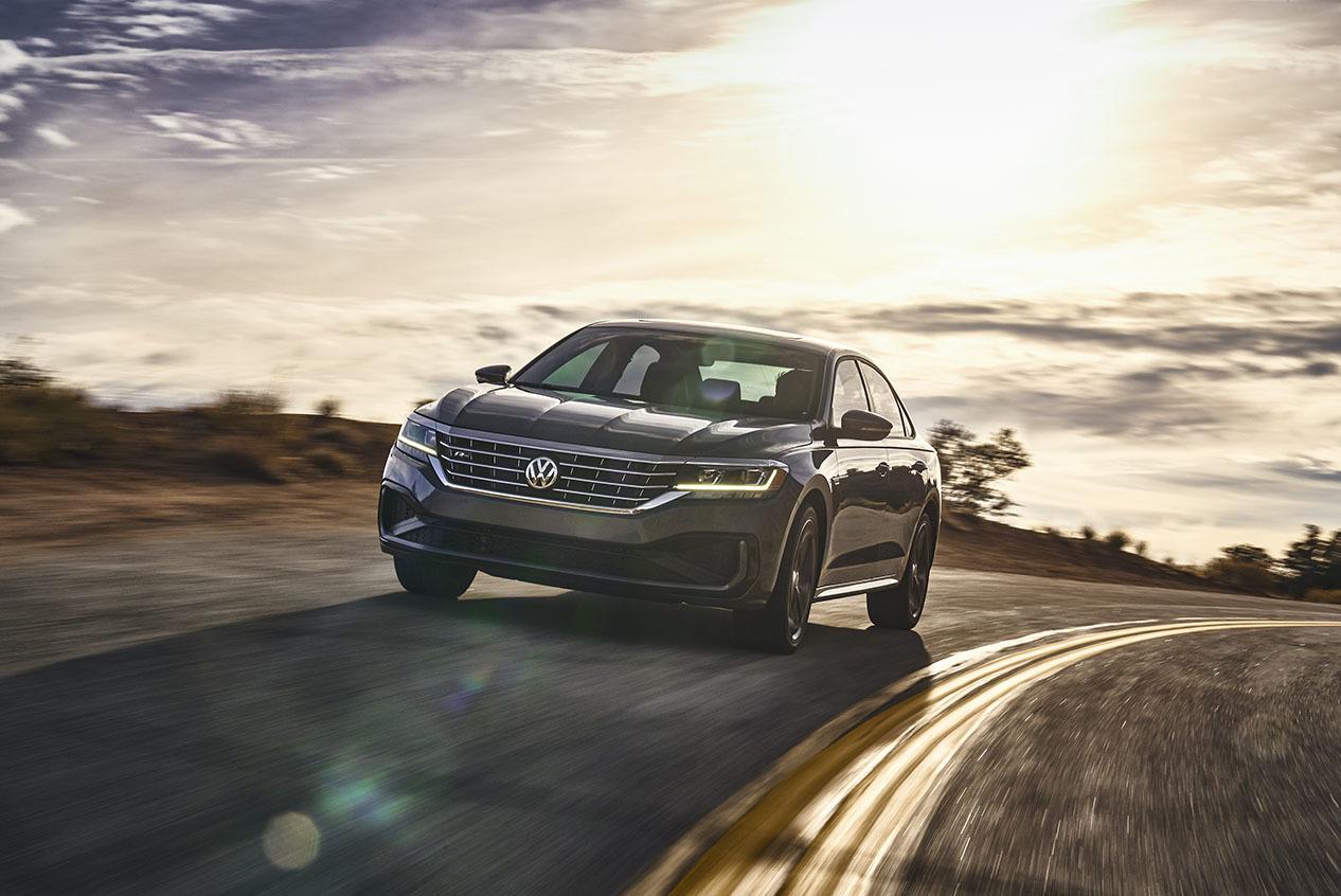 Volkswagen Passat conduccion
