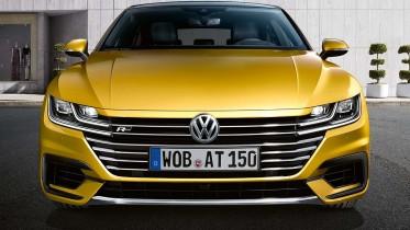 Volkswagen Arteon frontal