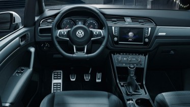 Volkswagen Touran volante