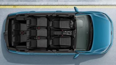 Volkswagen Touran asientos