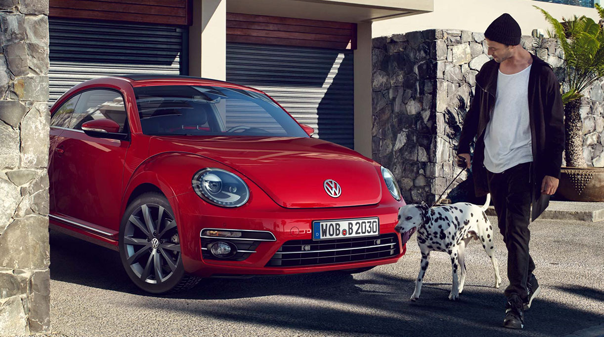 volkswagen the beetle prestaciones
