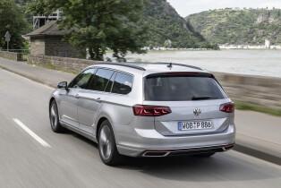 Volkswagen passat variant gte modelo