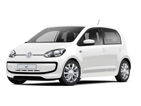 volkswagen up segunda mano madrid